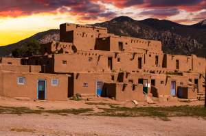 Adobe-Houses-In-The-Pueblo-Of--69385012